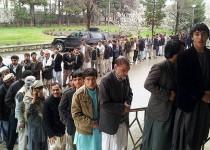 پایان انتخابات ریاستجمهوری افغانستان/اعلام نتایج اولیه چهارم اردیبهشت