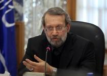 لاریجانی در پاسخ به تذکری: دلایل گروگانگیری باید روشن شود
