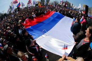 کییف، روسیه را به دست داشتن در ناآرامیهای شرق اوکراین متهم کرد
