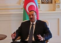 رئیسجمهور آذربایجان وارد تهران شد