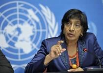 ادعای ناوی پیلای درباره نقض حقوق بشر در سوریه