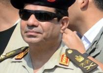 سیسی رسما نامزد انتخابات ریاستجمهوری مصر شد