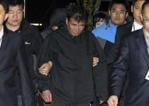 ناخدای کشتی غرقشده کره جنوبی در مظان اتهام