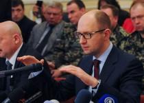 نخستوزیر موقت اوکراین: پوتین میخواهد اتحاد شوروی را احیا کند