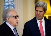 کری خطاب به ابراهیمی: سرنوشت اسد در انتخابات به وضعیت حمص بستگی دارد