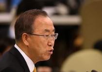 بان کی مون: انتخابات سوریه راهکار سیاسی را به شکست میکشاند