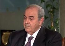 إیاد علاوی: مالکی برای سومین بار نخست وزیر نخواهد شد