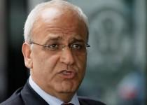 عریقات: تصمیمی برای انحلال تشکیلات خودگردان فلسطین نداریم