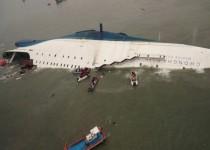 تلفات کشتی غرقشده کرهجنوبی به 150 تن رسید