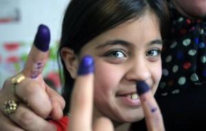 انتخابات پارلمانی عراق از نیوزیلند آغاز شد