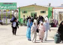 ورود و خروج اتباع عراقی از مرز مهران ممنوع شد