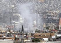 14 کشته و 86 زخمی در حمله خمپارهای به دمشق/ وقوع انفجار مهیب در حمص