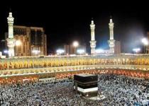 مجازات زندان برای کشیدن سیگار در مسجد الحرام و کندن نخ از پرده کعبه