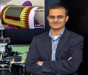 ساخت سیستم تصویربرداری مکانیکی انعطافپذیر توسط دانشمند ایرانی