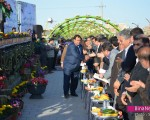 گزارش تصویری اولین جشنواره گلها و لاله ها در ارومیه/۳۳عکس