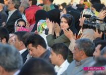 گزارش تصویری اولین جشنواره گلها و لاله ها در ارومیه/33عکس
