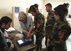 تدابیر شدید امنیتی برای انتخابات فردای عراق