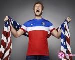 رونمایی از پیراهن آمریکا در جام جهانی جنجال آفرید/عکس