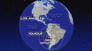چرا زلزله 8.2 ریشتری شیلی تلفات و خسارات ناچیزی داشت؟