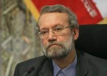 لاریجانی: طرف غربی عاقلانه برخورد کند