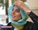 اولین تصاویر حضور «لیلا حاتمی» در جشنواره کن