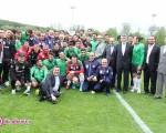 وزیر امور خارجه در اردوی تیم ملی فوتبال در اتریش/تصاویر