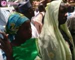 دختر نیجریایی از نحوه فرارش از چنگال بوکوحرام میگوید/عکس
