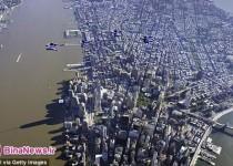 زیباترین منظره بر فراز نیویورک/تصاویر