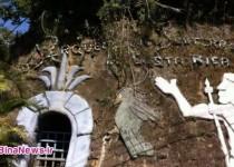 ساخت خانه با دست خالی در دل زمین! /عکس
