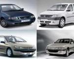 آخرین قیمت انواع خودرو در بازار/جدول