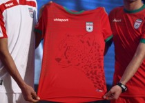 یوزپلنگهای بیکیفیت/پیراهن تیم ملی صدای همه را در آورده است