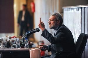لاریجانی: سپاه از پایهها و دستاوردهای انقلاب صیانت میکند