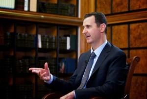 اسد: مسائل انسانی اولویتی برای دولت سوریه است