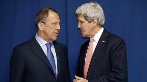 لاوروف خطاب به کری:آمریکا از نفوذش برای کاهش بحران اوکراین استفاده کند
