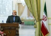 ظریف اعلام کرد: آمادگی ایران برای کمک به صلح و ثبات در منطقه