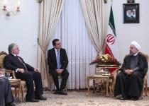 رئیسجمهور: راهبرد جمهوری اسلامی ایران تقویت صلح و ثبات در منطقه است