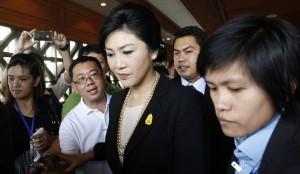نخستوزیر تایلند در دادگاه قانون اساسی این کشور حاضر شد