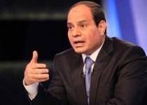 """السیسی: پادشاه عربستان """"بزرگ عرب"""" است"""