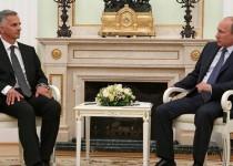 پوتین: در مرز اوکراین نیرو نداریم/جداییطلبان همهپرسی را عقب بیندازند