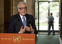 اخضر الابراهیمی اوایل خرداد استعفا میدهد