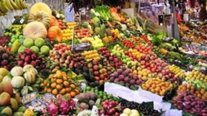 وضعیت و قیمت انواع میوه در بازار