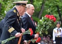 خشم غرب از سفر پوتین به کریمه