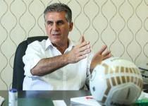 کیروش: فوتبال ایران غول خفته است/ تمدید قرارداد با ایران برایم افتخار است