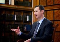 اسد: سوریه در مبارزه با تروریسم و تحقق آشتی ملی مصمم است