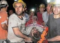 3 روز عزای عمومی در ترکیه / 201 کشته در انفجار معدن