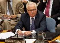 چورکین: انتخابات ریاست جمهوری سوریه مغایرتی با بیانیه ژنو ندارد