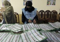 اعلام نتایج انتخابات ریاست جمهوری افغانستان به تاخیر افتاد