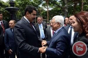 انعقاد قرارداد نفتی میان ونزوئلا و تشکیلات خودگردان فلسطین