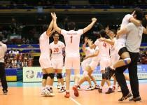 والیبالیست های ایران بلغارستان را به زانو درآوردند
