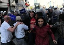 ترکیه ملتهب است / تظاهرات استانبول به خشونت کشیده شد